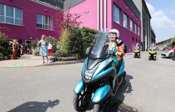 Zig Zag scooter sharing debutta a Milano
