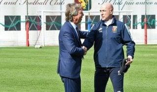 """Genoa, Preziosi: """"Su Ballardini ho già deciso, Perin sarà ceduto se lo vorrà"""""""
