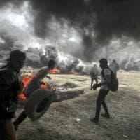 'Marcia del ritorno', a Gaza altri 4 palestinesi uccisi dai soldati israeliani