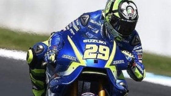 Motogp, Gp Usa, libere: sorpresa Iannone, poi Marquez. Rossi quarto