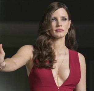 """'Molly's Game', la principessa del poker è Jessica Chastain: """"Una donna-rivelazione"""""""