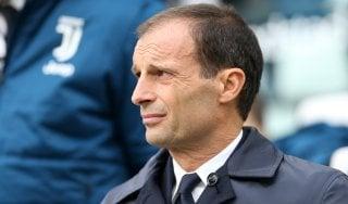 """Juventus, Allegri: """"Il Napoli non sente la pressione? Allora è giusto che vinciamo noi"""""""