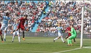Spal-Roma 0-3, i giallorossi ancora non pensano al Liverpool