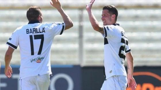 Serie B: Palermo e Parma seconde, il Venezia in rimonta