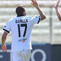 Serie B: Palermo e Parma al secondo posto, il Bari pareggia a Foggia