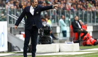 """Sampdoria, Giampaolo: """"Lazio tabù? Non è vero, ma ci ha sempre messo in difficoltà"""""""