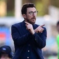 Roma, Di Francesco: ''Atteggiamento da grande''. Schick: ''Finalmente il