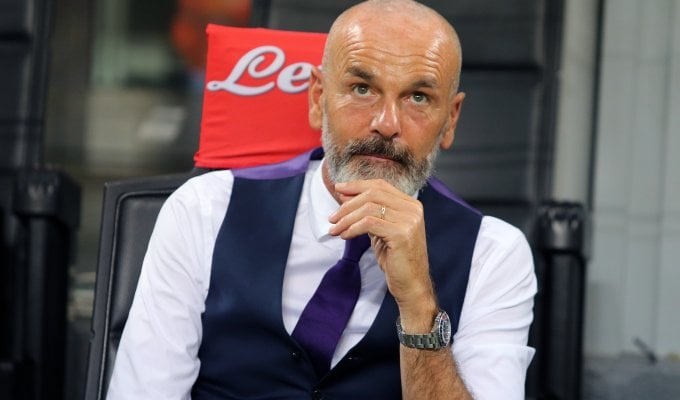 """Fiorentina, Pioli: """"Ora dobbiamo vincere le ultime quattro"""""""