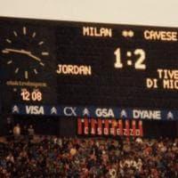 Benevento batte Milan al Meazza: 35 anni fa fu la Cavese