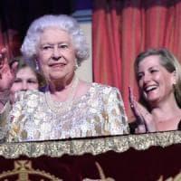 Londra, salve di cannone e stelle del pop per i 92 anni della regina Elisabetta II