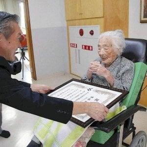 Morta in Giappone Nabi Tajima, a 117 anni era la persona più anziana del mondo