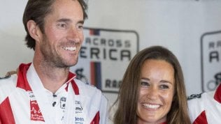 "Media Gb: ""Pippa Middleton è incinta, lieto evento a ottobre"""