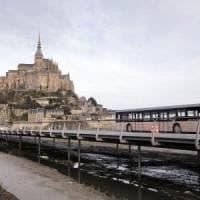 """""""Uomo sospetto sull'isola"""": evacuato il Mont-Saint-Michel"""