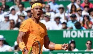 Tennis, Montecarlo: Nadal trionfa per l'undicesima volta, Nishikori ko in finale