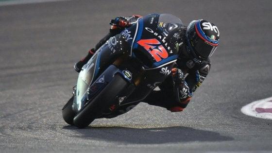 Moto2, Bagnaia trionfa a Austin e balza al comando del Mondiale