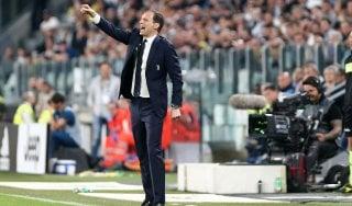 """Juventus, Allegri: """"Partita bruttissima, con l'Inter sarà decisiva"""""""