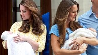 Regno Unito, è nato il terzo figlio di William e Kate: è un maschio