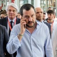"""Salvini a Mattarella: """"Facciamo veloce. Se ognuno scende dal piedistallo, governo in sette..."""