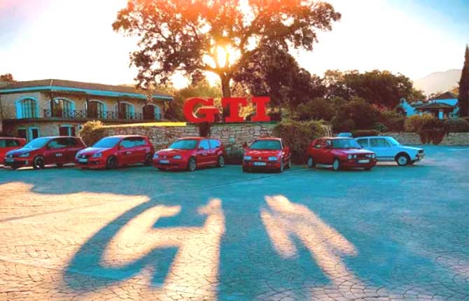 GTI, la sportività secondo Volkswagen