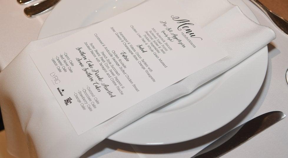 La storia d'Europa raccontata dai menu: la collezione  del conte Livio Cerini