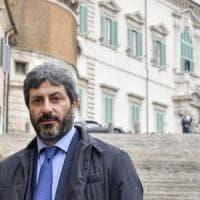 """Mattarella convoca Fico per le 17. Salvini a Di Maio: """"Giù dal piedistallo"""". Berlusconi:..."""