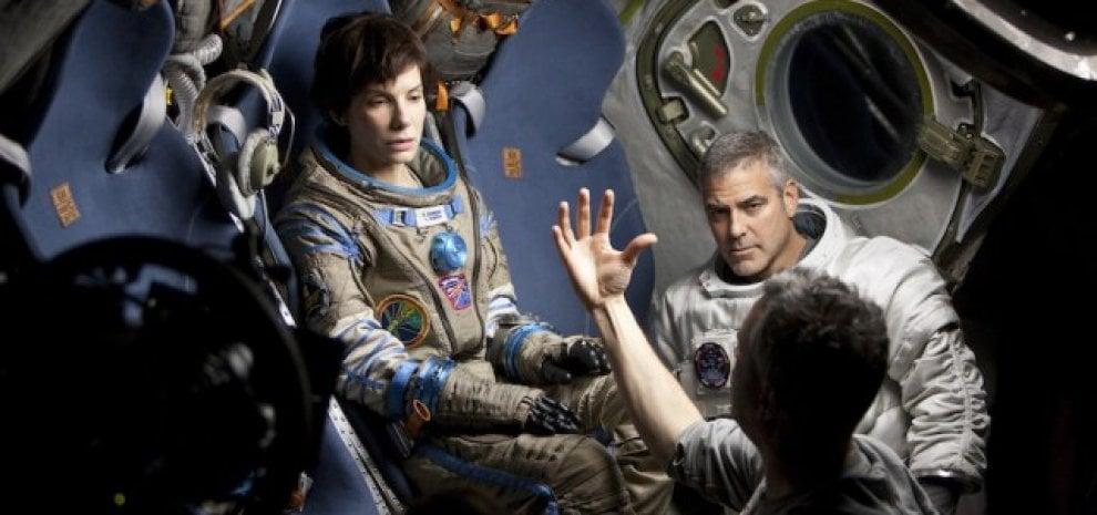 """Le scienziate della Nasa bocciano i film di fantascienza: """"'Gravity' è il meno accurato"""""""