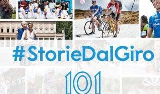 Ciclismo, foto e storie: il Giro d'Italia in immagini