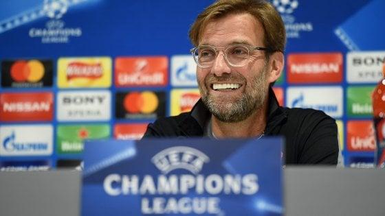 """Liverpool, Klopp: """"Roma sorprendente, ma non è in semifinale per caso''"""