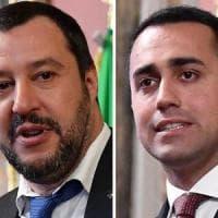 """Salvini: """"Mandato a Fico è una presa in giro"""".  Di Maio al leader della Lega: """"Non vuole..."""