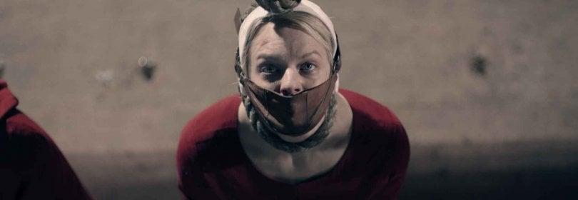"""'The Handmaid's Tale 2'. Elisabeth Moss: """"Combattere sempre per i nostri diritti"""" · video  · foto"""