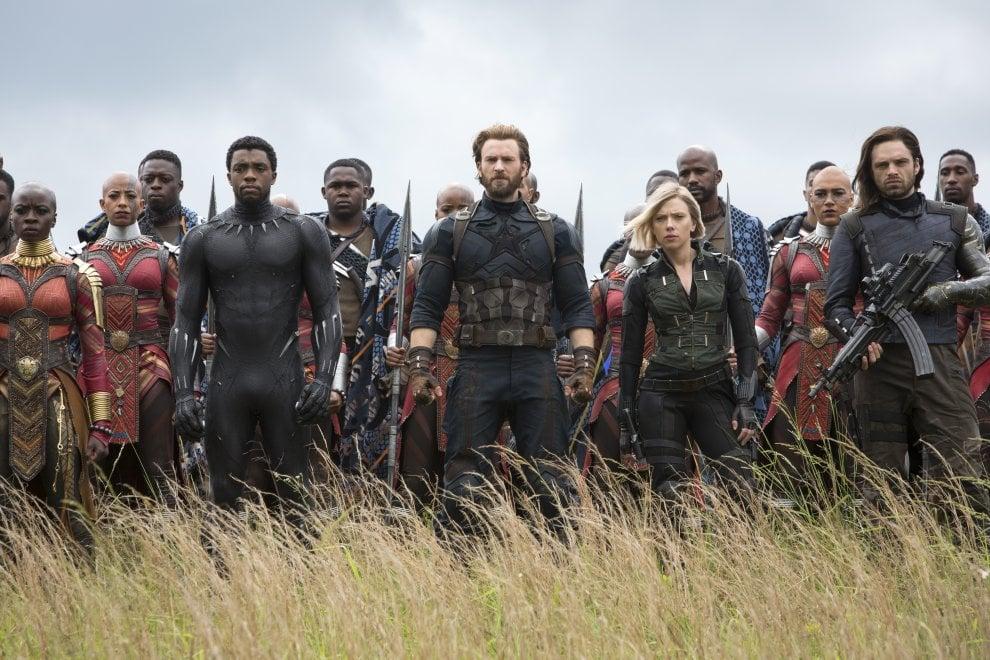 'Avengers: Infinity War', la réunion è totale