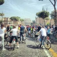 """Mobilità e sicurezza, dopo sei anni a Roma è ancora Bicifestazione: """"C'è"""