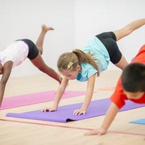 I bambini non sono mai stanchi? È perché hanno muscoli d'atleta
