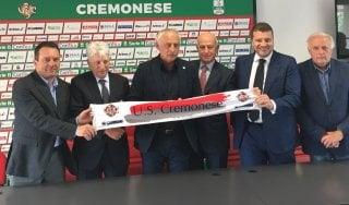 """Cremonese, Mandorlini nuovo tecnico: """"Rifiutata serie A per essere qui"""""""