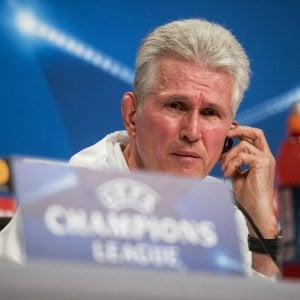 "Bayern Monaco, Heynckes: ""Temo Ronaldo? Il Real guardi Lewandowski"""