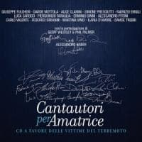 Cantautori per Amatrice, l'Auditorium di Roma per le vittime del sisma