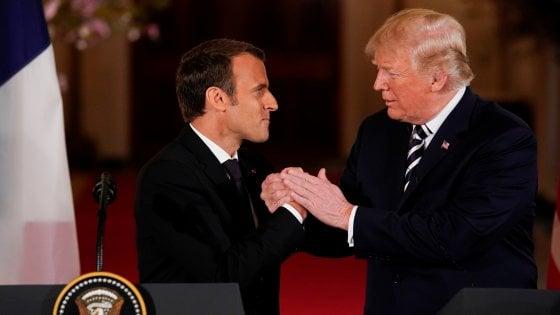 Iran, asse Usa-Francia per un nuovo accordo sul nucleare.  Ma rimangono nodi da sciogliere