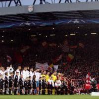 Liverpool-Roma, il film della partita
