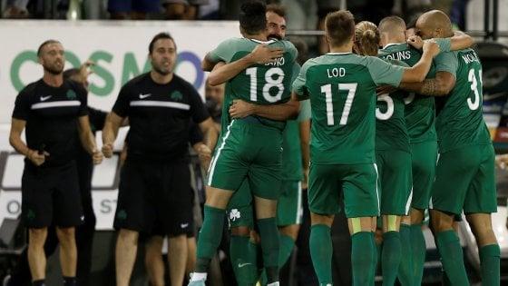 Uefa: fair play finanziario non rispettato, Panathinaikos fuori dalle coppe per tre anni