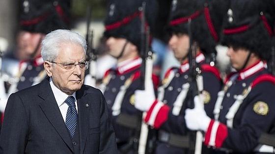 """Festa della Liberazione, Mattarella apre le celebrazioni: """"Resistenza come Risorgimento, erano patrioti"""""""