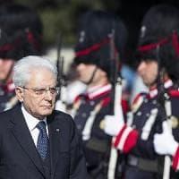 """Festa della Liberazione, Mattarella apre le celebrazioni: """"Resistenza come Risorgimento,..."""