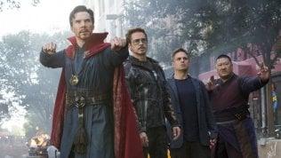 """'Infinity War', colossali Avengers:""""Il film più ambizioso del cinema"""""""