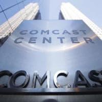 Comcast, formalizzata l'offerta da 25 miliardi di sterline per Sky
