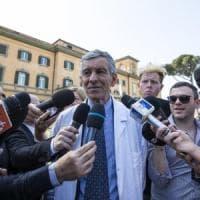 """Napolitano operato, il professor Musumeci: """"Decorso buono, ci fa ben sperare"""""""
