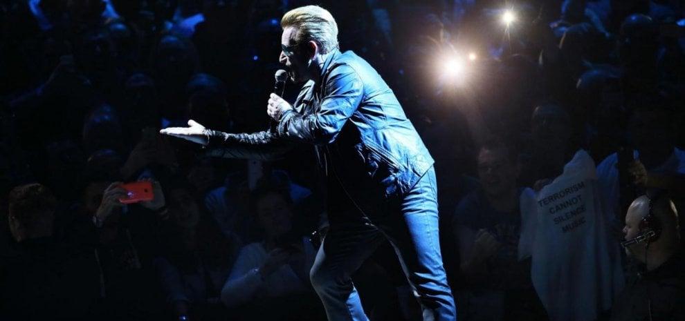 U2, una app per vedere i loro show come mai prima: ora il cellulare