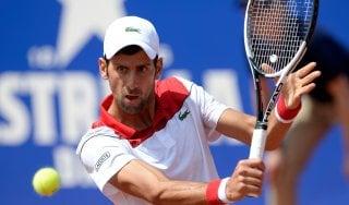 Tennis, Barcellona: Djokovic subito fuori, ko con il numero 140 del mondo