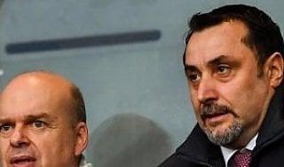 """Milan, Mirabelli: """"Penso al bene del club, non alla poltrona"""""""