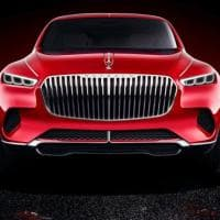 Mercedes-Benz Vision Maybach Ultimate Luxury Concept