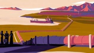 Azerbaijan connection, gas liquido a prezzi raddoppiati