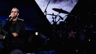 """Ringo Starr in Italia: """"Io in tour con l'aiuto dei miei amici"""""""